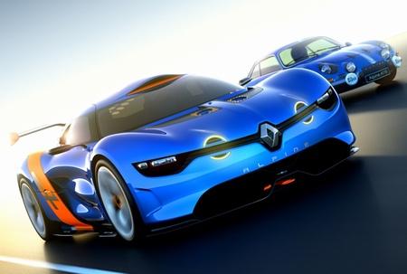 Renault Alpine A110-50 concept 01