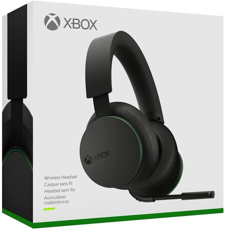 Preventa de los audífonos inalámbricos de Xbox en México