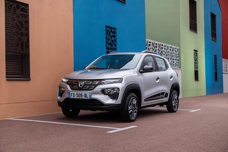 El nuevo Dacia Spring eléctrico ya tiene precio en España. Y sí es el eléctrico más barato del mercado