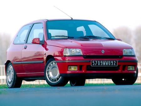 Renault Clio 16s 1