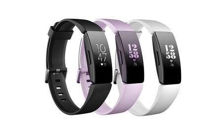 Ideal como regalo para deportistas, la Fitbit Inspire HR con sensor de frecuencia cardiaca, hoy en Amazon sólo cuesta 69,95 euros