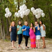 Preciosas fotografías para dar visibilidad y apoyo a las mujeres que han sufrido pérdidas gestacionales