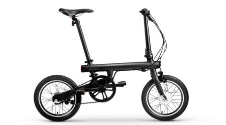 Xiaomi QiCYCLE, la bicicleta eléctrica de Xiaomi, por 667 euros con este código de descuento