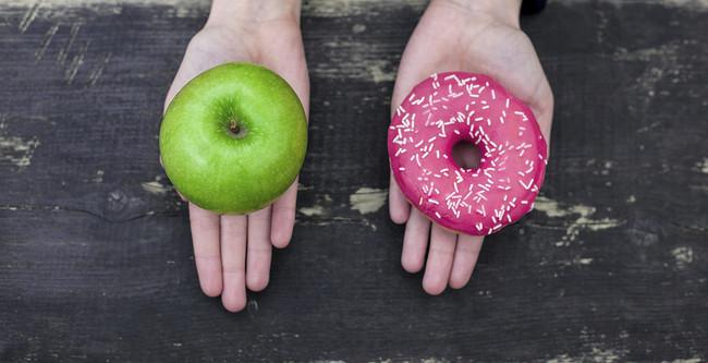 Alimentación saludable o insana
