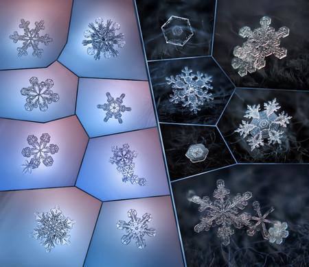 Alexey Kljatov Snowflakes 12