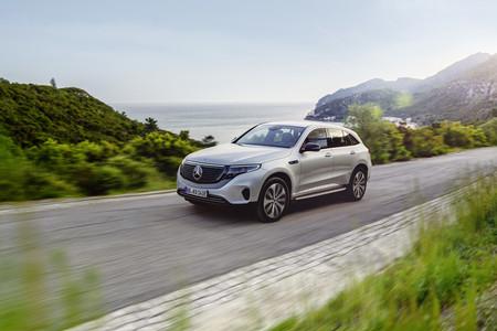 El primer SUV 100% eléctrico de Mercedes, el Mercedes-Benz EQC, ya tiene precio en España: 77.425 euros