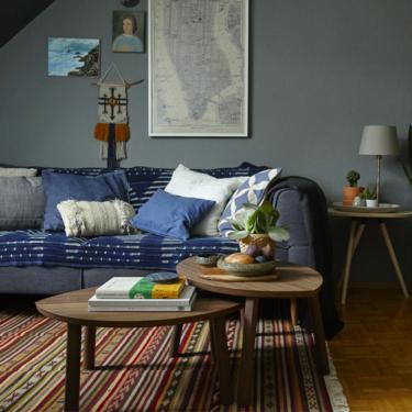 21 alfombras de rebajas y cinco ideas para decorar tu casa con ellas ahorrando dinero