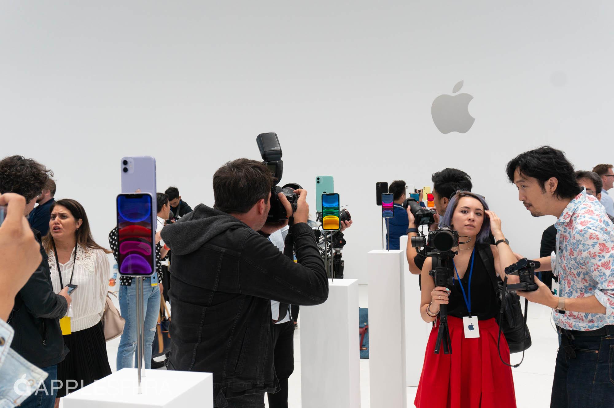 Foto de Fotos Apple Keynote 10 Septiembre 2019 (9/33)