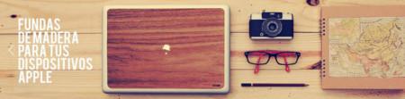 Fundas de madera para tus dispositivos Apple