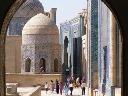 Tus fotos de viaje : Samarkanda