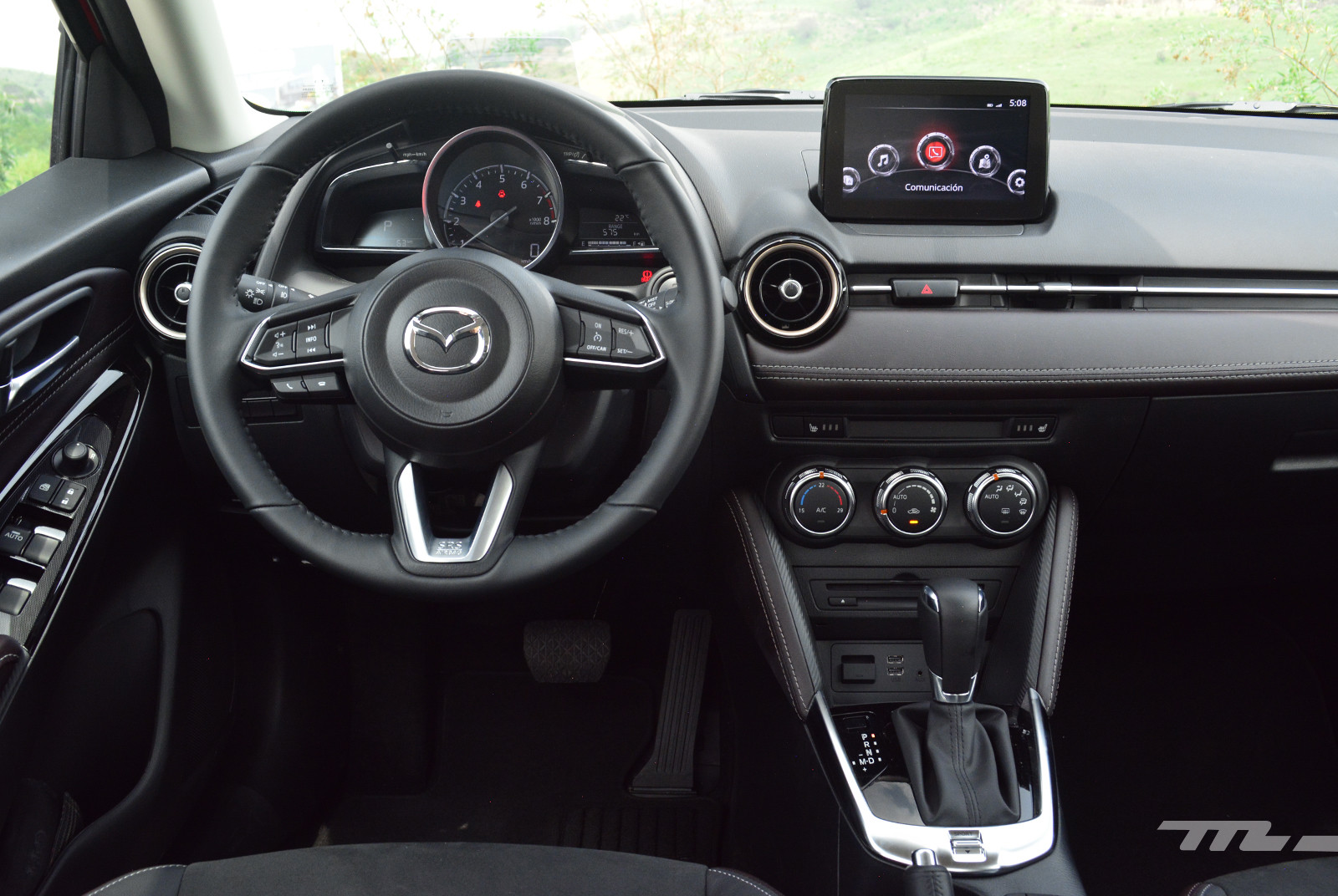 Foto de Mazda 2 Sedán (prueba) (10/17)