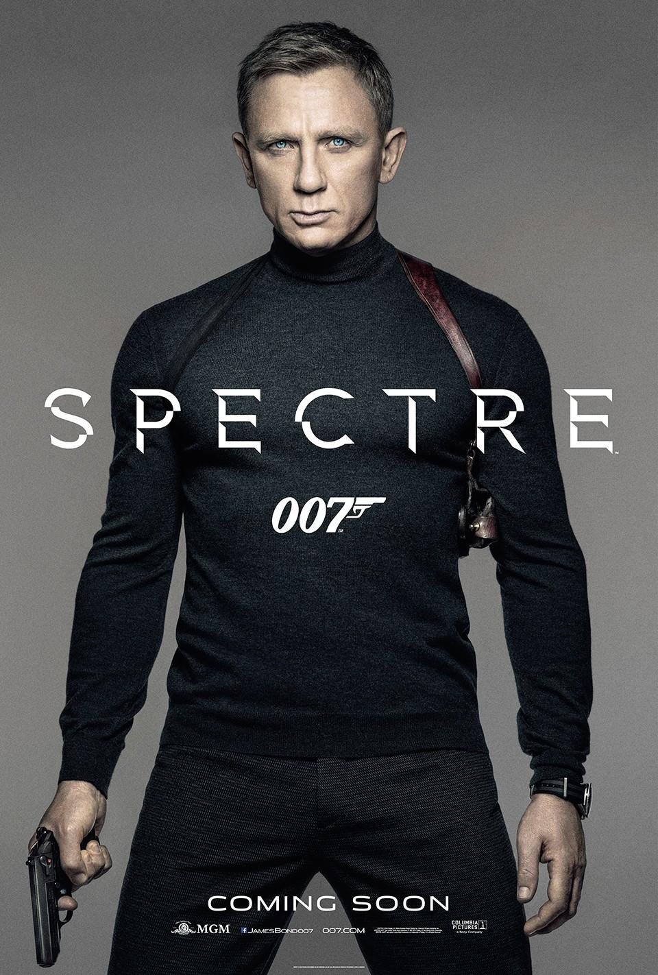 Foto de 'Spectre', carteles de la nueva película de James Bond (3/8)