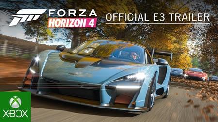 Forza Horizon 4 se deja ver en un espectacular trailer mientras esperamos su llegada en el mes de Octubre