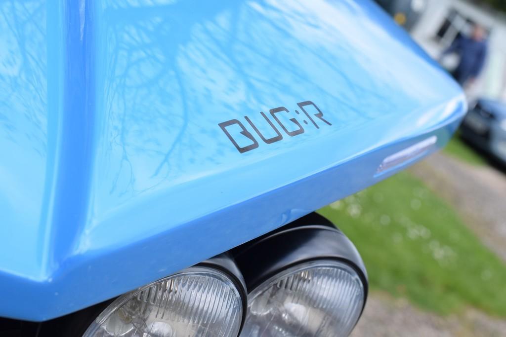 Este 'beach buggy' lo fabrica Noble y está basado en un Ford Mondeo Mk3