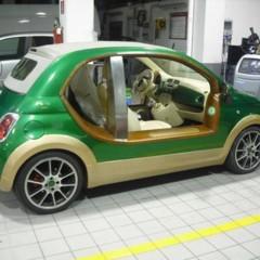 Foto 3 de 5 de la galería fiat-500-gadafi en Motorpasión
