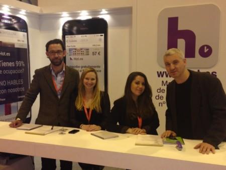 Axon Partners invierte en Hot Hotels, la app española de reservas de hotel de última hora