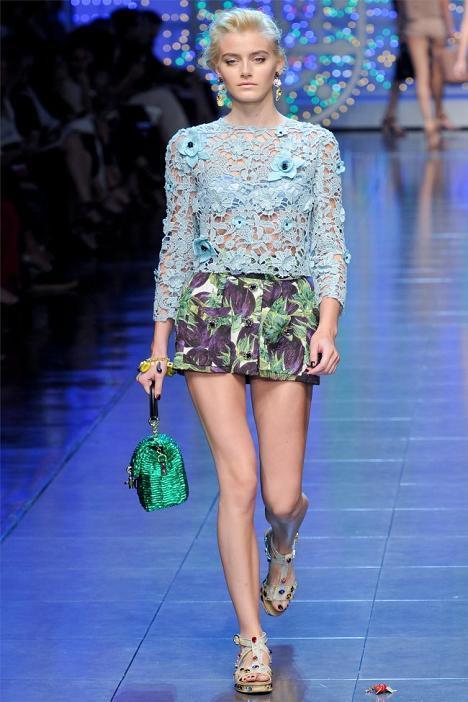 Foto de Dolce & Gabbana Primavera-Verano 2012 (70/74)