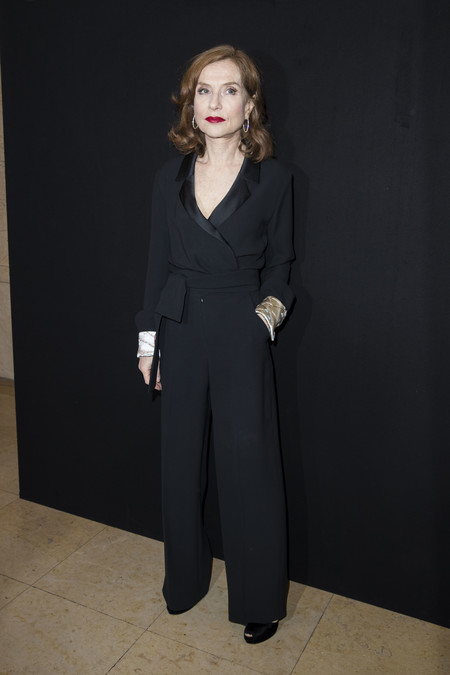isabelle huppert look estilismo outfit