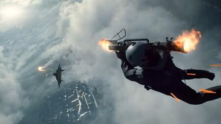 Así reaccionó el inventor de la mítica jugada del lanzacohetes y el avión tras ver el emocionante homenaje en el tráiler de Battlefield 2042