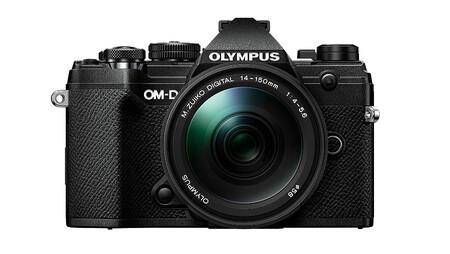 Olympus Om D E M5 Mark Iii 14 150 Black
