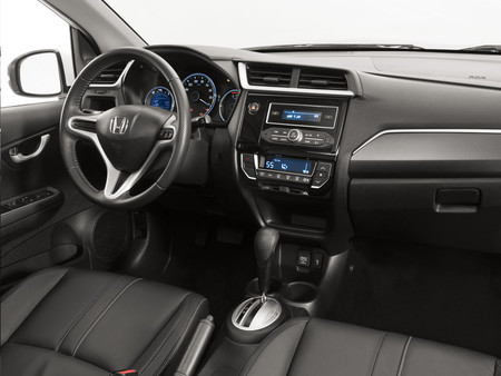 Honda Br V Interior
