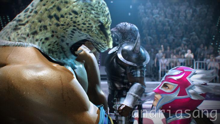 Foto de 180211 - Tekken Tag Tournament 2 (CGI) (21/29)