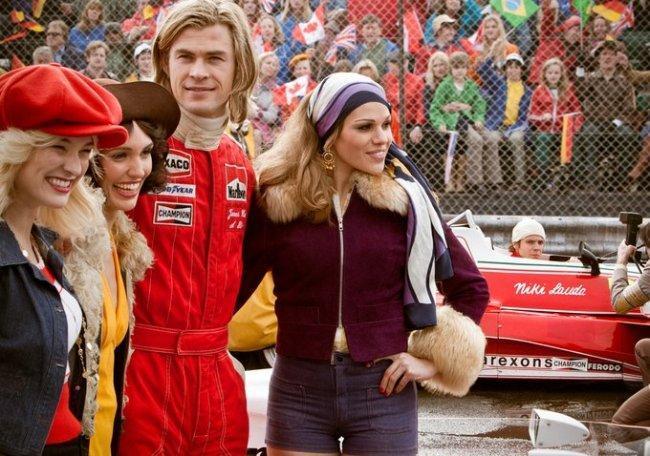 Imagen de la película 'Rush'