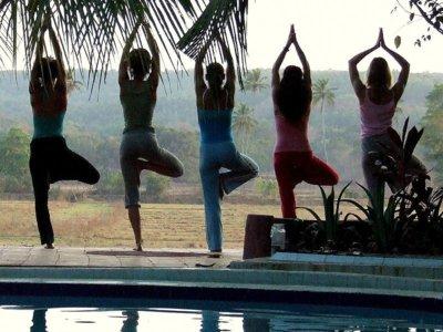 Anti-aging Stress Cream de La Prairie, yoga para la piel