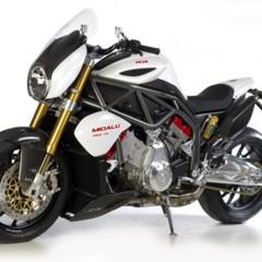 Foto 7 de 10 de la galería fgr-midalu-v6-2500-cc-y-240-cv-para-una-naked en Motorpasion Moto