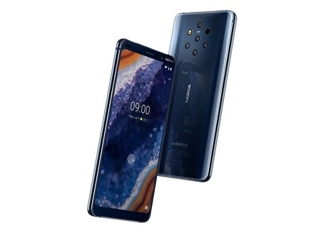 Nokia 9 Pureview Oficial Diseno