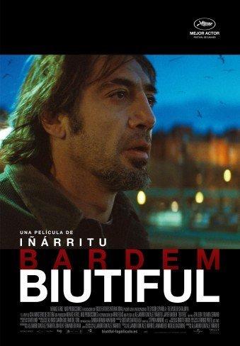 'Biutiful', cartel español y tráiler de lo nuevo de Iñárritu