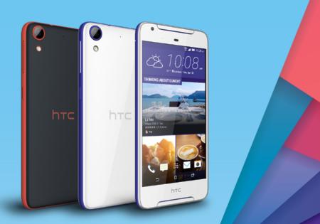 Línea HTC Desire 628