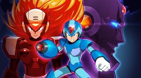 Mega Man X Legacy Collection 1 y 2 se dejan ver al detalle en cuatro gameplay nuevos