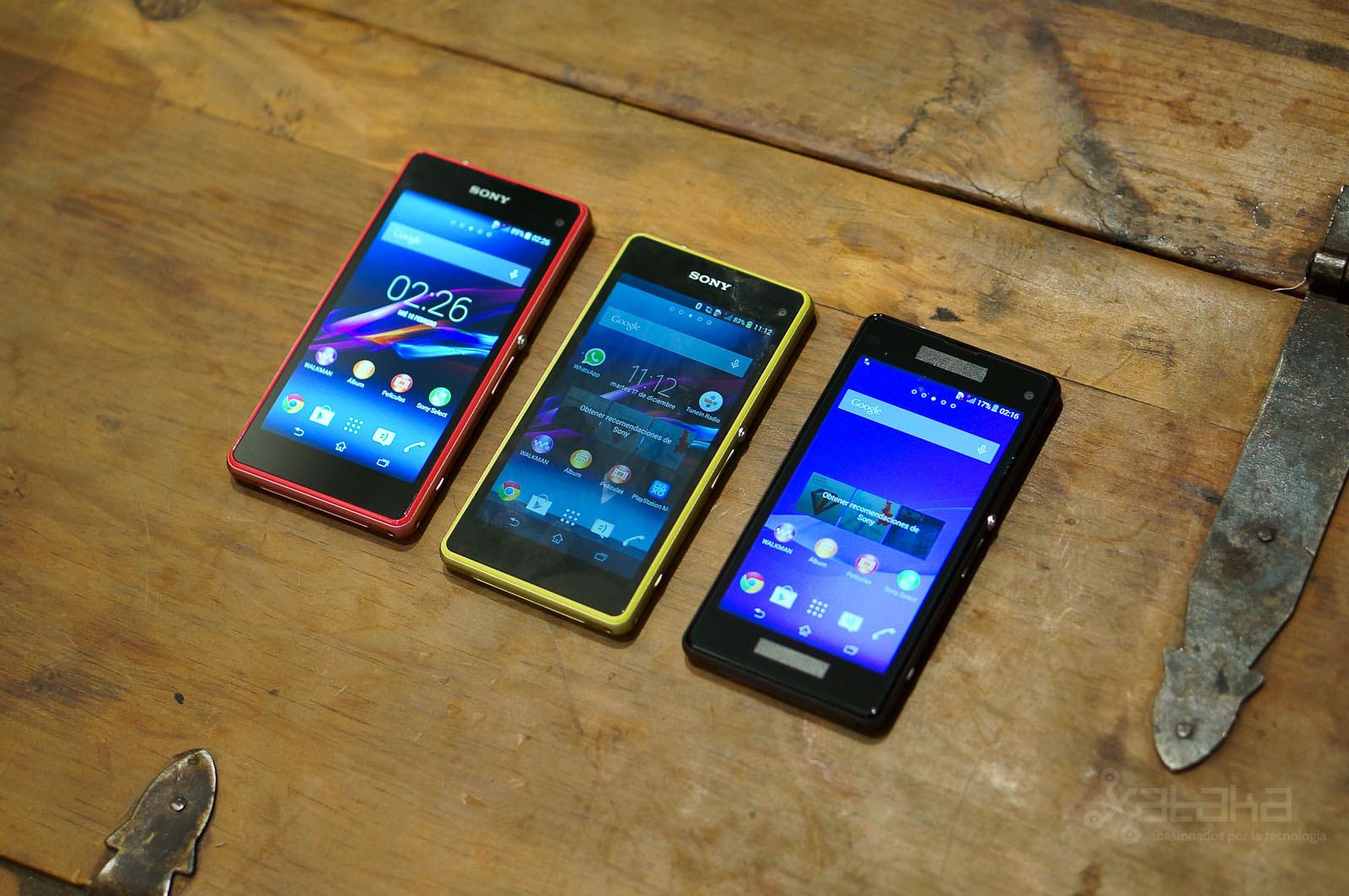 Foto de Sony Xperia Z1 Compact, lanzamiento (15/17)
