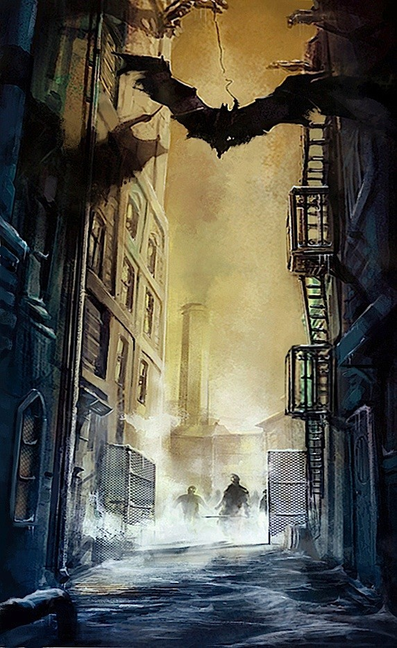 Foto de Batman: Arkham City [Octubre 2010] (1/10)