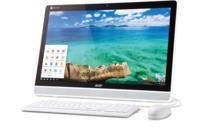 """Acer Chromebase: Chrome OS en un """"todo en uno"""" con pantalla táctil"""