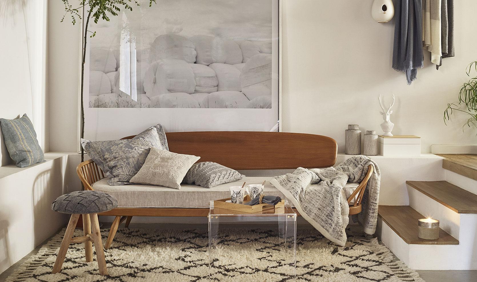 Elige la mejor manta para tu sof cazando gangas - Mantas para el sofa ...