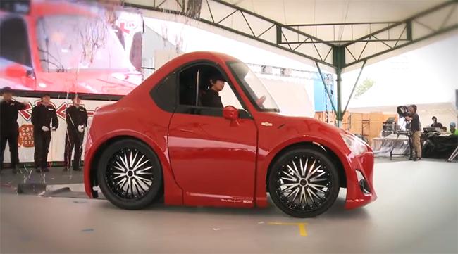 Desafío Toyota Carmaleon