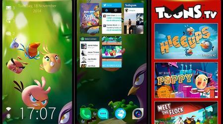 Angry Birds Stella Launcher Cap
