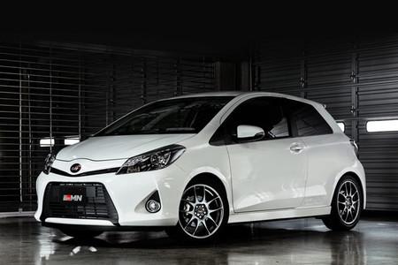 Toyota presenta el Vitz Turbo GRMN con 150 hp