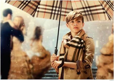 Burberry Holiday 2014: de Londres con amor