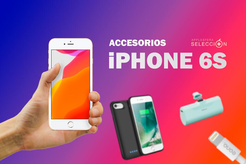 El iPhone 6s sigue vivo: accesorios para utilizar al máximo el movil mas longevo de Apple™