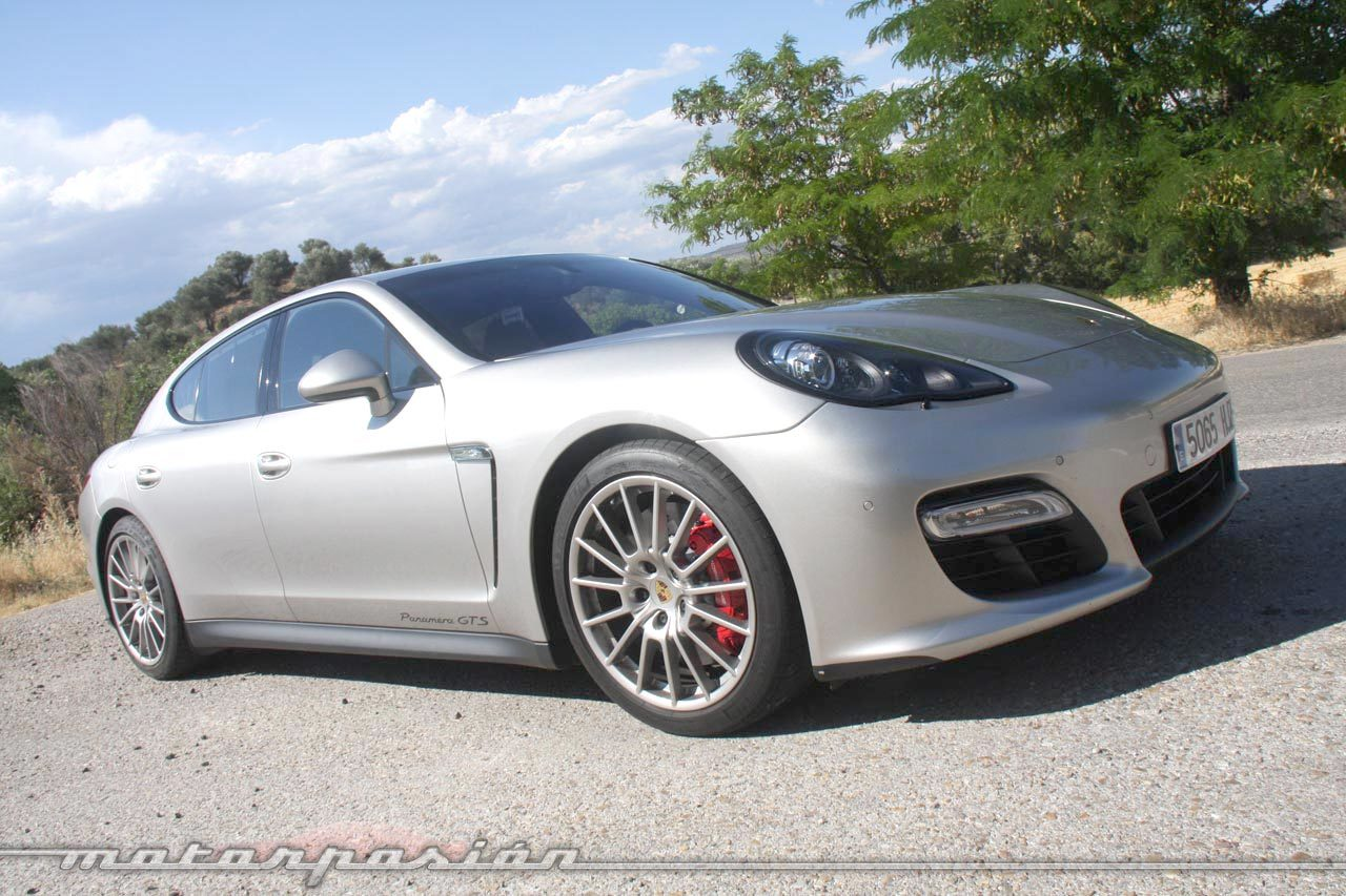 Foto de Porsche Panamera GTS (Prueba) (33/135)