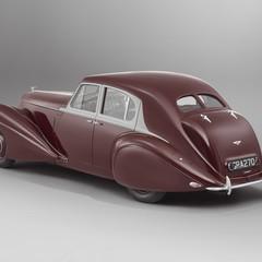 Foto 8 de 14 de la galería bentley-corniche-de-1939-por-mulliner en Motorpasión