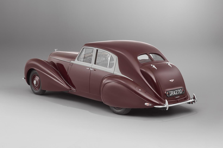 Foto de Bentley Corniche de 1939 por Mulliner (8/14)