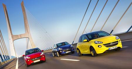 El Opel Adam no funciona como se esperaba