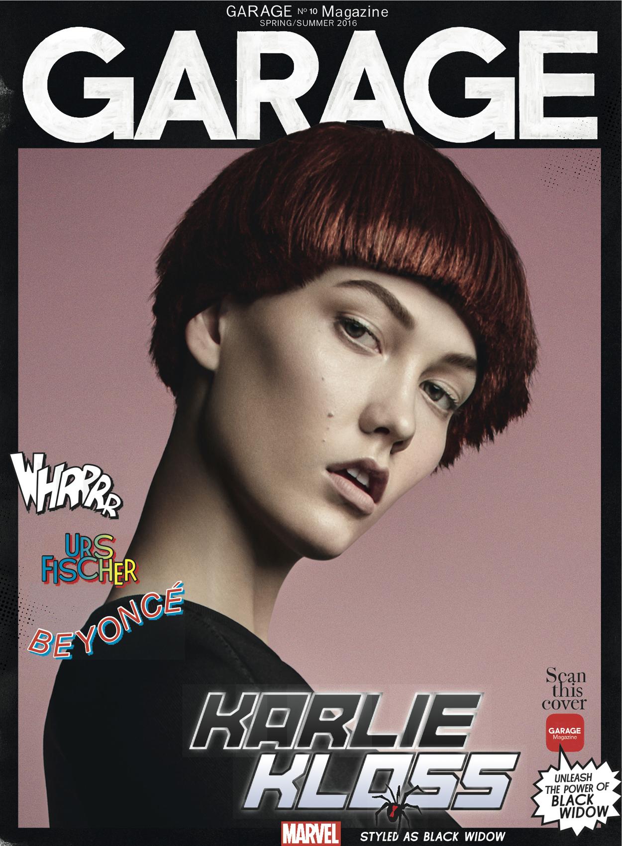 Foto de Portadas Garage Magazine (2/5)