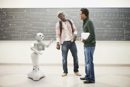 Pepper Robot Softbank