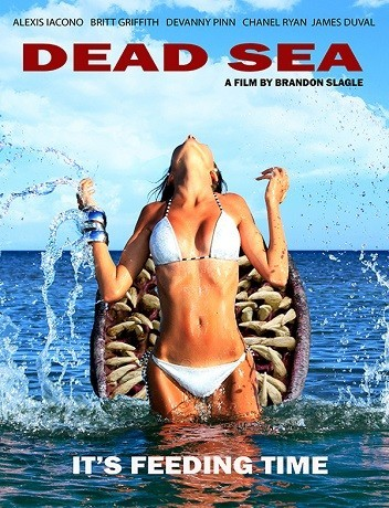 'Dead Sea', tráiler y cartel