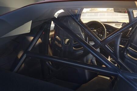 Porsche 911 GT3 2021 barras antivuelco